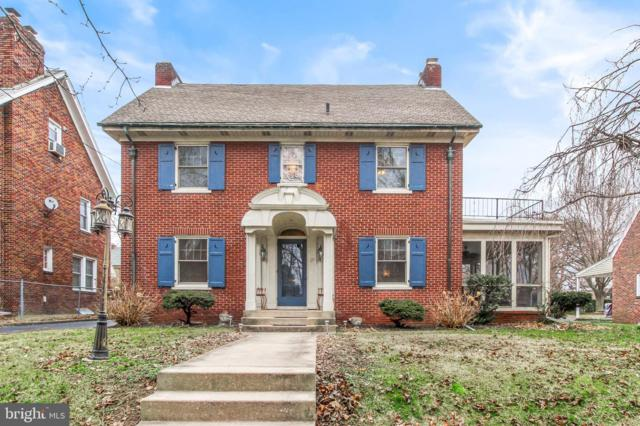 29 N Manheim Street, YORK, PA 17402 (#PAYK108880) :: The Heather Neidlinger Team With Berkshire Hathaway HomeServices Homesale Realty
