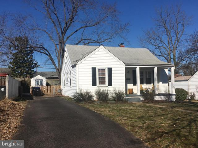 449 Hanson Avenue, FREDERICKSBURG, VA 22401 (#VAFB112098) :: Colgan Real Estate