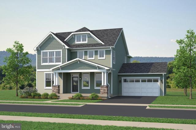 Lot 438, NEW MARKET, MD 21774 (#MDFR214442) :: ExecuHome Realty
