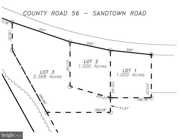 Lot # 02 Tax Parcel  Sandtown Road, FELTON, DE 19943 (#DEKT203436) :: Brandon Brittingham's Team