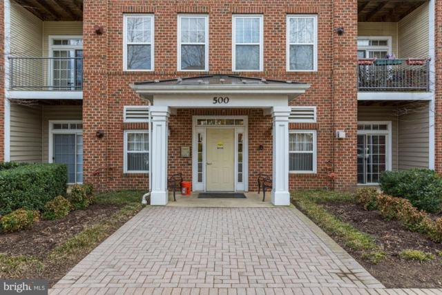 500 King Farm Boulevard #103, ROCKVILLE, MD 20850 (#MDMC559624) :: Dart Homes