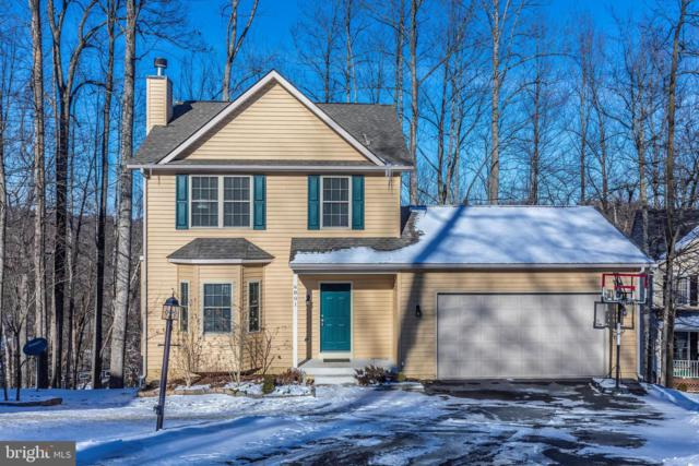 6801 Oakcrest Court, NEW MARKET, MD 21774 (#MDFR214482) :: ExecuHome Realty
