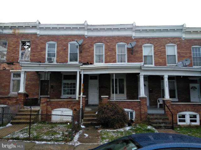 2734 Winchester Street, BALTIMORE, MD 21216 (#MDBA383842) :: ExecuHome Realty
