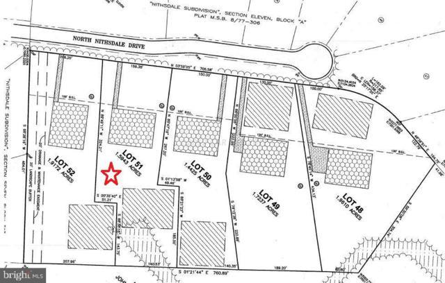 Lot 51 N. Nithsdale, SALISBURY, MD 21801 (#MDWC101710) :: Advance Realty Bel Air, Inc