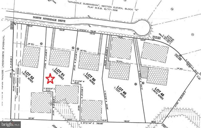 Lot 51 N. Nithsdale, SALISBURY, MD 21801 (#MDWC101710) :: The Windrow Group