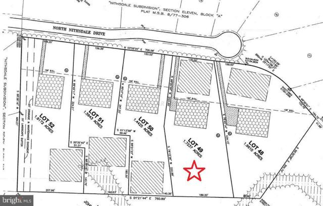 Lot 49 N. Nithsdale, SALISBURY, MD 21801 (#MDWC101718) :: RE/MAX Coast and Country