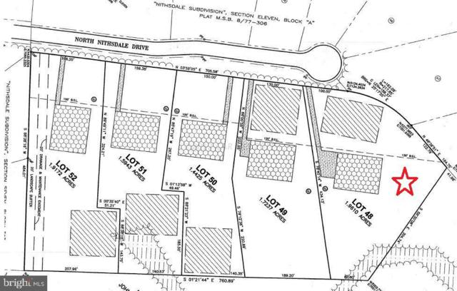 Lot 48 N. Nithsdale, SALISBURY, MD 21801 (#MDWC101720) :: RE/MAX Coast and Country