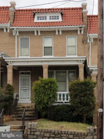4924 5TH Street NW, WASHINGTON, DC 20011 (#DCDC364498) :: Browning Homes Group