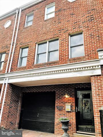 2413 Manning Street, PHILADELPHIA, PA 19103 (#PAPH691382) :: Erik Hoferer & Associates