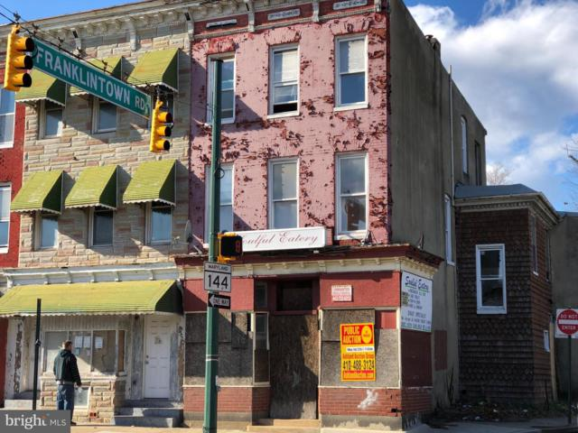 2600 Frederick Avenue, BALTIMORE, MD 21223 (#MDBA383930) :: Great Falls Great Homes