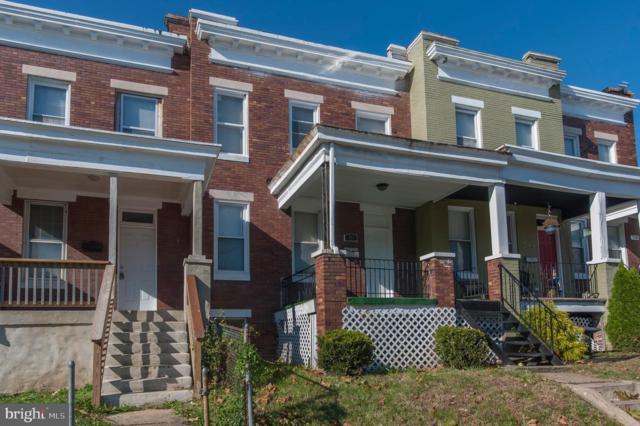 706 N Grantley Street, BALTIMORE, MD 21229 (#MDBA383944) :: Browning Homes Group