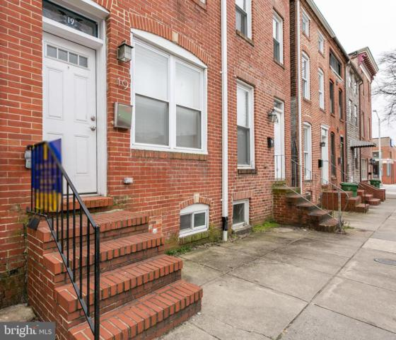 19 W West Street, BALTIMORE, MD 21230 (#MDBA383954) :: Wes Peters Group Of Keller Williams Realty Centre