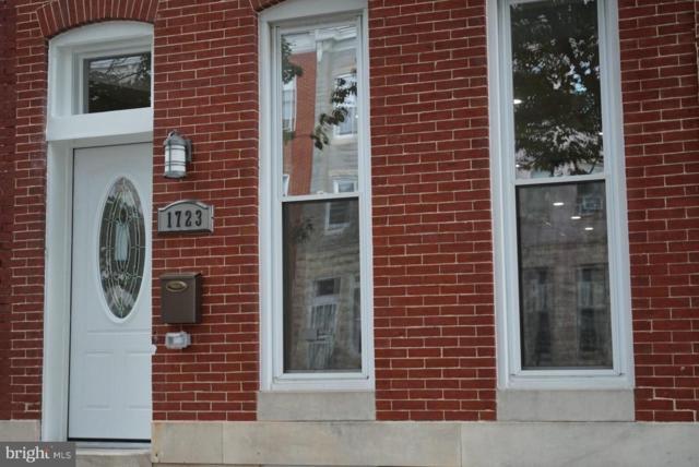 1723 N Caroline Street N, BALTIMORE, MD 21213 (#MDBA384038) :: Advance Realty Bel Air, Inc
