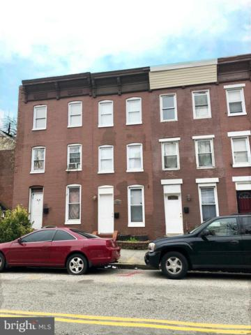 929 W Lombard Street, BALTIMORE, MD 21223 (#MDBA384046) :: The Miller Team