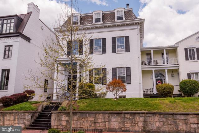 3241 N Street NW #1, WASHINGTON, DC 20007 (#DCDC364726) :: Erik Hoferer & Associates