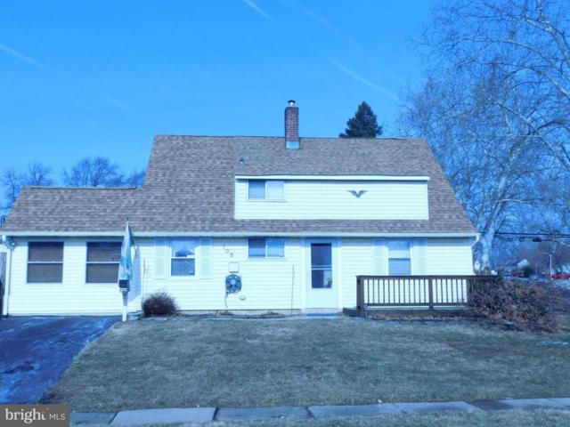 105 Indian Creek Drive, LEVITTOWN, PA 19057 (#PABU400200) :: Colgan Real Estate