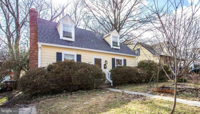 1017 Crawford Drive, ROCKVILLE, MD 20851 (#MDMC559936) :: Wes Peters Group Of Keller Williams Realty Centre