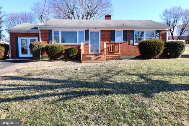 103 Luray Avenue, LURAY, VA 22835 (#VAPA103598) :: Blue Key Real Estate Sales Team