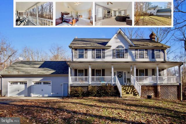 815 Barstow Road, PRINCE FREDERICK, MD 20678 (#MDCA156510) :: The Maryland Group of Long & Foster Real Estate