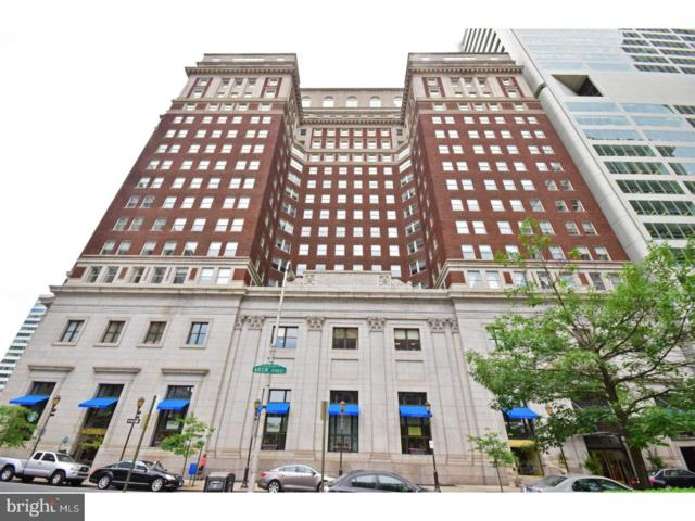 1600-18 Arch Street #1214, PHILADELPHIA, PA 19103 (#PAPH691928) :: Keller Williams Realty - Matt Fetick Team