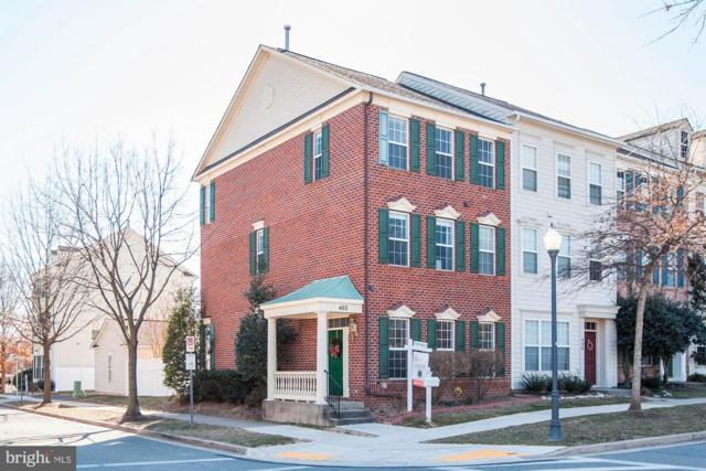 402 Chestnut Hill Street, GAITHERSBURG, MD 20878 (#MDMC560042) :: Labrador Real Estate Team
