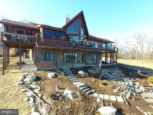 529 Bluffs Ridge Road, SPRINGFIELD, WV 26763 (#WVHS110820) :: SURE Sales Group