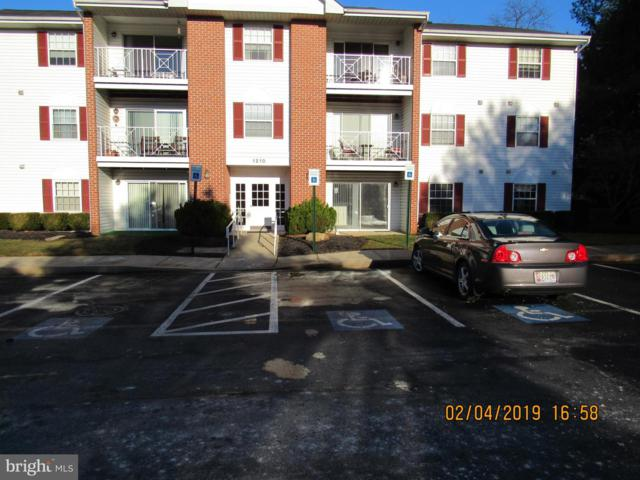 1210 Mist Wood Court #104, BELCAMP, MD 21017 (#MDHR202094) :: ExecuHome Realty