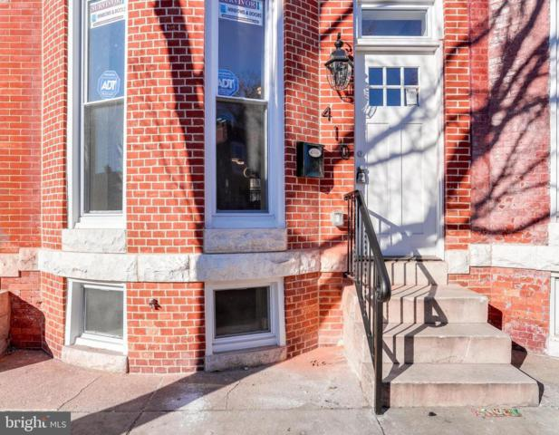 410 E 27TH Street, BALTIMORE, MD 21218 (#MDBA384264) :: Colgan Real Estate