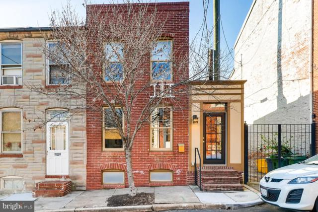126 S Castle Street, BALTIMORE, MD 21231 (#MDBA384286) :: SURE Sales Group