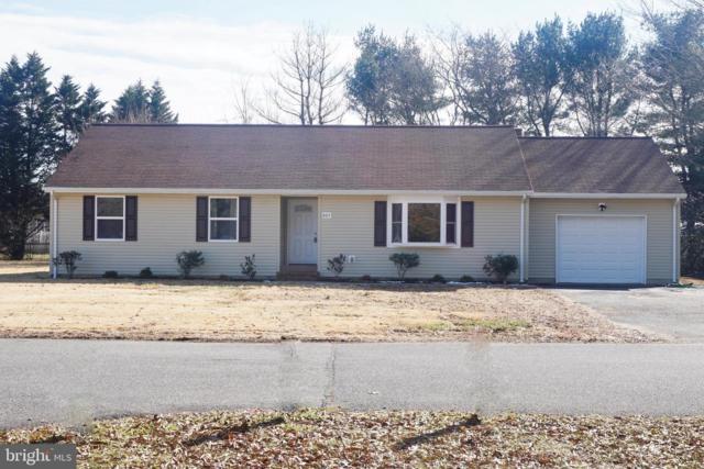 805 Heritage Drive, SEAFORD, DE 19973 (#DESU131410) :: The Windrow Group