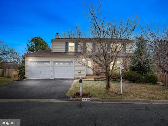 4320 Skymist Terrace, OLNEY, MD 20832 (#MDMC560148) :: The Withrow Group at Long & Foster