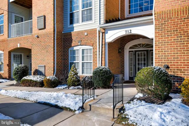 712 Kings Path 1-D, BEL AIR, MD 21014 (#MDHR202110) :: ExecuHome Realty