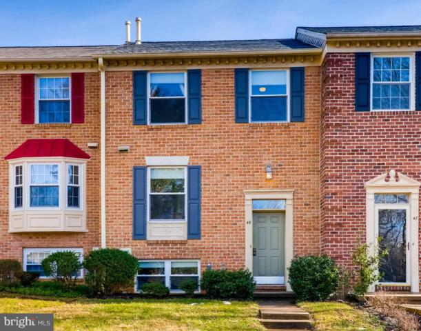 49 Silver Fox Court, COCKEYSVILLE, MD 21030 (#MDBC382670) :: ExecuHome Realty