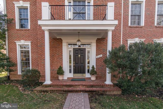 419 Park Avenue, FALLS CHURCH, VA 22046 (#VAFA107890) :: Browning Homes Group