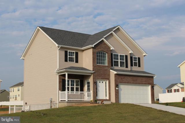142 Vonette Drive, MARTINSBURG, WV 25405 (#WVBE153340) :: Great Falls Great Homes