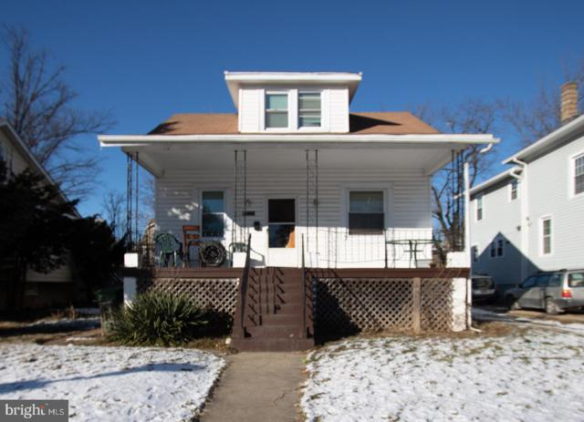 2920 Woodland Avenue, BALTIMORE, MD 21215 (#MDBA399630) :: Colgan Real Estate