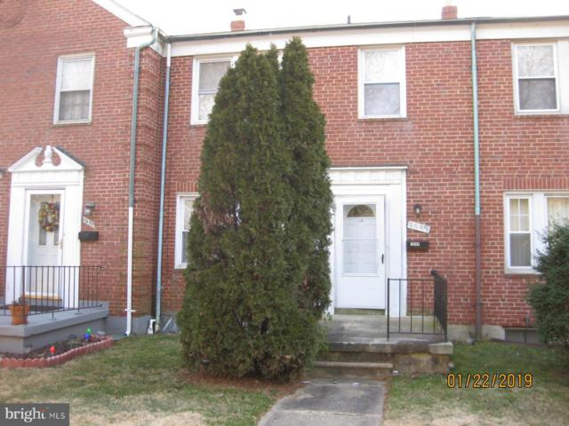 1649 Woodbourne Avenue, BALTIMORE, MD 21239 (#MDBA399884) :: Eng Garcia Grant & Co.