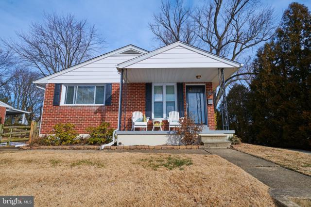 50 Gerard Avenue, LUTHERVILLE TIMONIUM, MD 21093 (#MDBC402682) :: Wes Peters Group Of Keller Williams Realty Centre