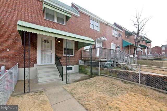 3821 Saint Margaret Street, BALTIMORE, MD 21225 (#MDBA399918) :: Wes Peters Group Of Keller Williams Realty Centre