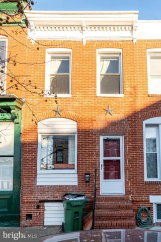 1603 S Hanover Street, BALTIMORE, MD 21230 (#MDBA399938) :: Blue Key Real Estate Sales Team