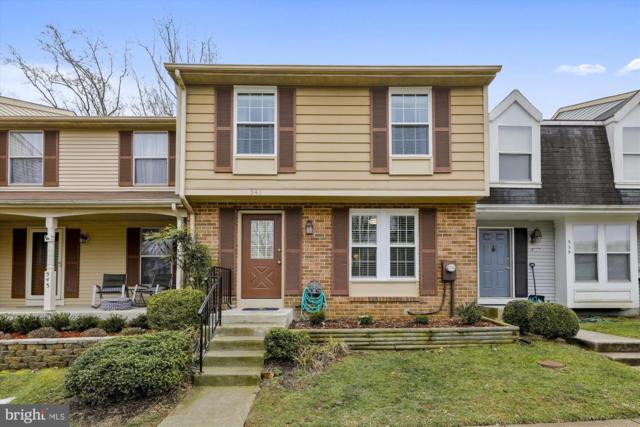 541 Bay Dale Court, ARNOLD, MD 21012 (#MDAA350618) :: The Riffle Group of Keller Williams Select Realtors