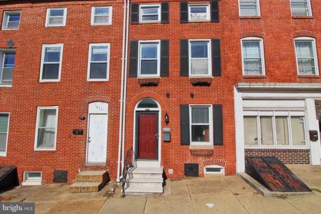 1826 E Lombard Street, BALTIMORE, MD 21231 (#MDBA399988) :: ExecuHome Realty