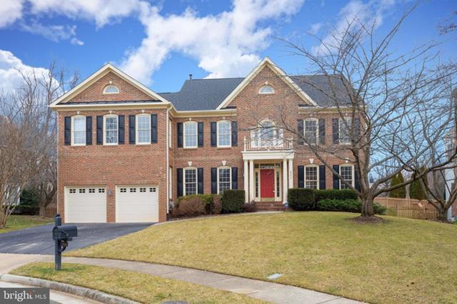 2943 Oakton Knoll Court, OAKTON, VA 22124 (#VAFX919634) :: Browning Homes Group