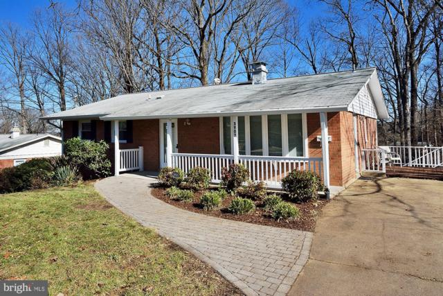 3907 Moss Drive, ANNANDALE, VA 22003 (#VAFX922930) :: Tom & Cindy and Associates