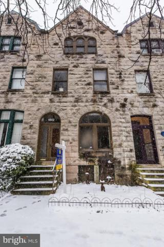 1512 Bolton Street, BALTIMORE, MD 21217 (#MDBA400668) :: Colgan Real Estate
