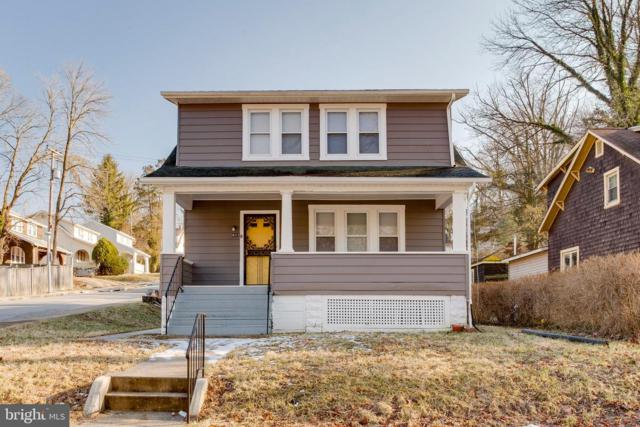 4111 Westchester Road, BALTIMORE, MD 21216 (#MDBA400780) :: AJ Team Realty