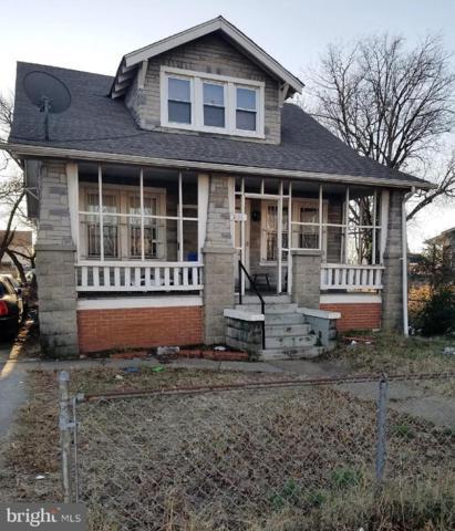 1606 Eastern Avenue NE, WASHINGTON, DC 20019 (#DCDC366654) :: AJ Team Realty