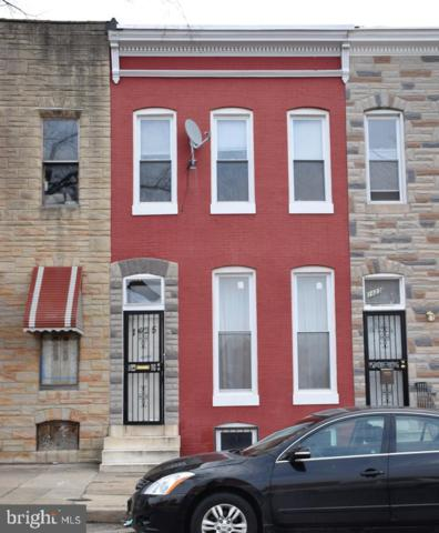 1425 N Central Avenue, BALTIMORE, MD 21202 (#MDBA400904) :: ExecuHome Realty