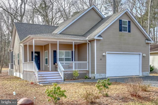 30 Battersea Road, OCEAN PINES, MD 21811 (#MDWO103274) :: Joe Wilson with Coastal Life Realty Group