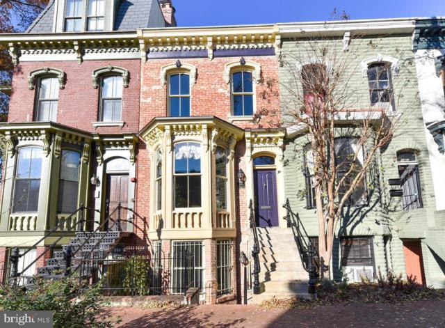 1465 NW Swann Street NW, WASHINGTON, DC 20009 (#DCDC366764) :: Crossman & Co. Real Estate